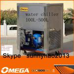 2013 new chiller water cooled ( manufacturer CE & ISO9001)-