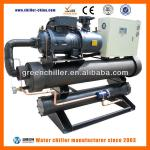 -15/-25/-35 Low-temperature Industrial Water Cooled Chiller