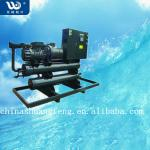 Energy Saving Water Cooled Screw Chiller-