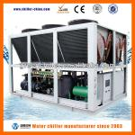 Air Cooling Screw Water Chiller Equipment for Water Treat Line-