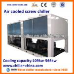 Screw Air Cooling Chiller for Hydraulics-