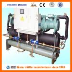 Screw Water Cooled Chiller for Chemical Industry-