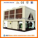 Screw Air Cooled Industrial Water Chiller Plants-