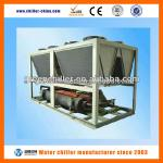 156KW Industrial Air-cooled Jinan Screw Chiller