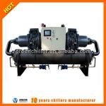 Industrial 570ton screw water cooled chiller unit