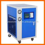 10ton China chiller plant jacket water cooling system