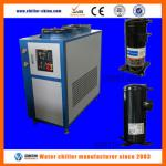 3P Copeland compressor industrial water chiller manufacturer-