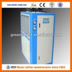Jinan Shandong Stainless Steel Air Cooled Chiller for Food Use