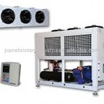 Industrial Type Refrigeration System-