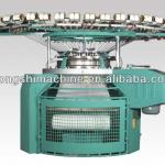 HIGH SPEED 4 TRACKS SINGLE JERSEY KNITTING MACHINE-