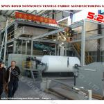 ML5200 5.2m Nonwoven Fabric Manufacture Machine-