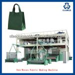 POLYESTER SPUNBONDED NONWOVEN FABRIC MACHINE, PET NONWOVEN MACHINE-