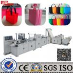Full Automatic Nonwoven Bag Making Machine For Box Bag, Flat Bag, T-shirt Bag (WZDJ-N Series)-