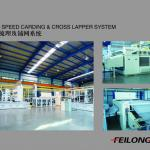 FLP-C Cross Lapper-