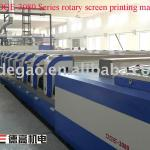 DGE-3080 series magnetic type rotary screen printing machine