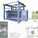 electric shearing machine for velvet fabric
