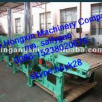 five rollers textile tearing machine/second hand rag tearing machine-