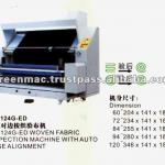 Woven Fabric Inspection Machine With Auto Edge Alignment-
