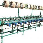 FEIHU yarn winding machine texitle machinery for nylon polyester cotton DTY POY yarn-