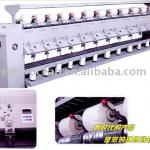 high speed soft(hard) cone yarn winding machine-