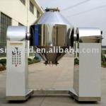 Double Cone Rotary/Rotating Vacuum Dryer,vacuum mixer, vacuum dryer,-
