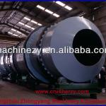 good performance rotary drum dryer for wet material-