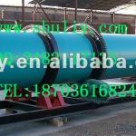 large capacity and good quality rotary dryer machine for charcoal making 0086 18703616827