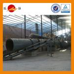 Rotary fertilizer dryer machine with best price and good quality