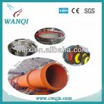 2013 Hot Sale Wanqi Brand ISO/CE Powder Rotary Drum Dryer