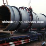 cheap price sawdust rotary dryer / silica sand rotary dryer