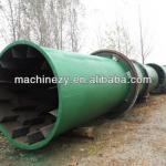 low consumption wood Rotary dryer