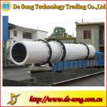 De Song High Efficiency Wood Sawdust Dryer With Good Price