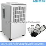 40L/DAY best mini dehumidifier with UL with remote control-