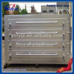 Thermal oil heating acrylic plate oven&factory direct sles&guangyi brand-