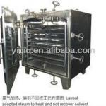 Vaccum heating and drying box for Fluorite powder-