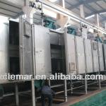 Cabbage belt dryer / onion belt dryer / carrot belt dryer/Multi-layer mesh belt dryer/contimuous mesh belt dryer-