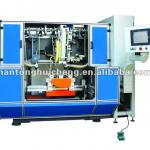 5 axis high speed drilling and tufting machine