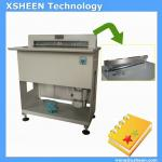 13. paper punching machine, paper puncher machine, calendar making machine XHNP600