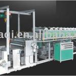 Alcohol-free Environmental Paper Dip Dyeing Machine