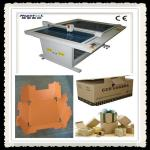 Carton Cutting Plotter/box making machine