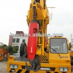 65t Used hydraulic mobile crane