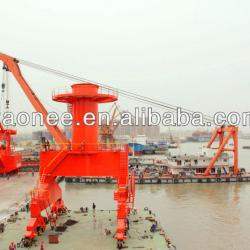 40T Container cranes for sale in China/ mobile cranes