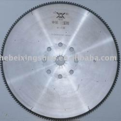 tungsten-carbide tipped cutting saw blade