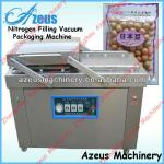 hot sale fill nitrogen and fried food vacuum packing machine 0086-15093432115-