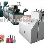 fush sell at a new epe foam net extrusion line-