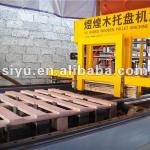 pallet making machine-