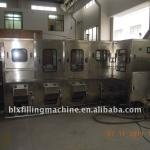 Full Automatic 19L Bottled Water Washing Filling Capping Machine-