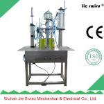 Refrigerant filling machine-