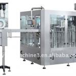 auto bottle washing-filling-capping machine-
