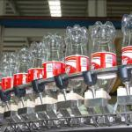 carbonated drink filler and capper-